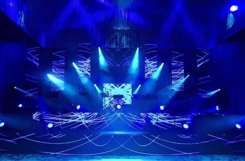 sonorisation et éclairage live