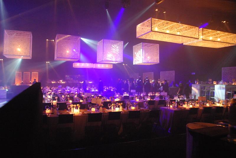sonorisation soirée de gala