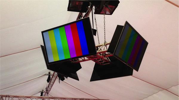 location écran LED